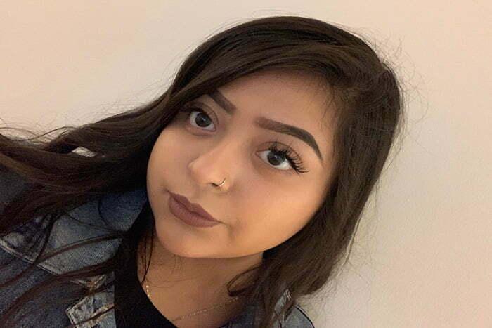 AIM Upward Bound Senior Spotlight: Lesly Lopez