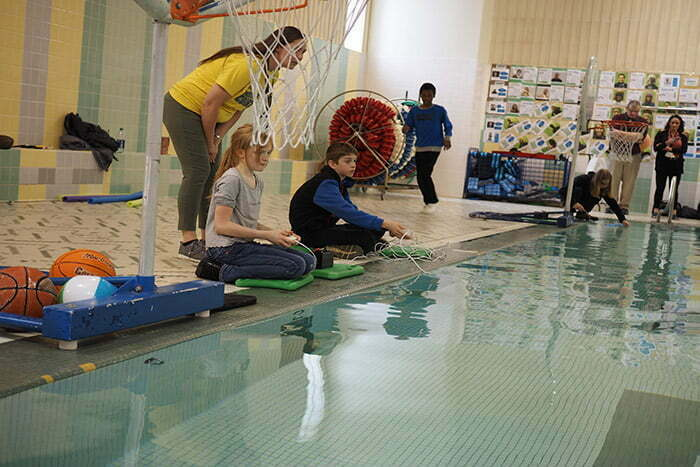 Underwater Robot Wars at Monroe Middle School