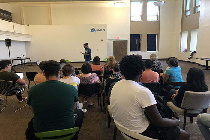 Upward Bound Summer Academy Concludes with Poetry, Music