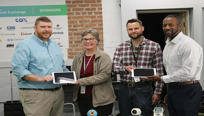 M.U.D. Donates 15 iPads to Support Youth-in-Tech Programs